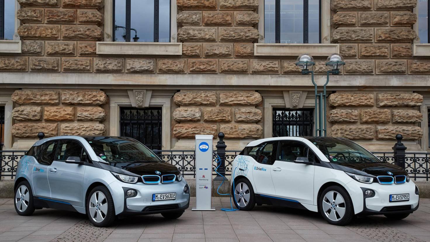 BMW i DriveNow