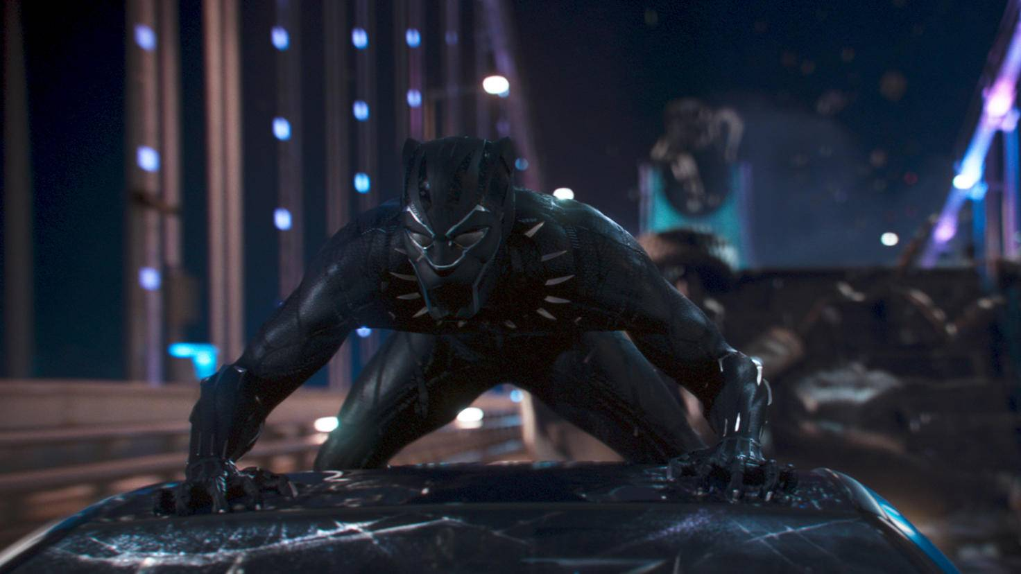 """""""Black Panther""""-Szenenbild"""