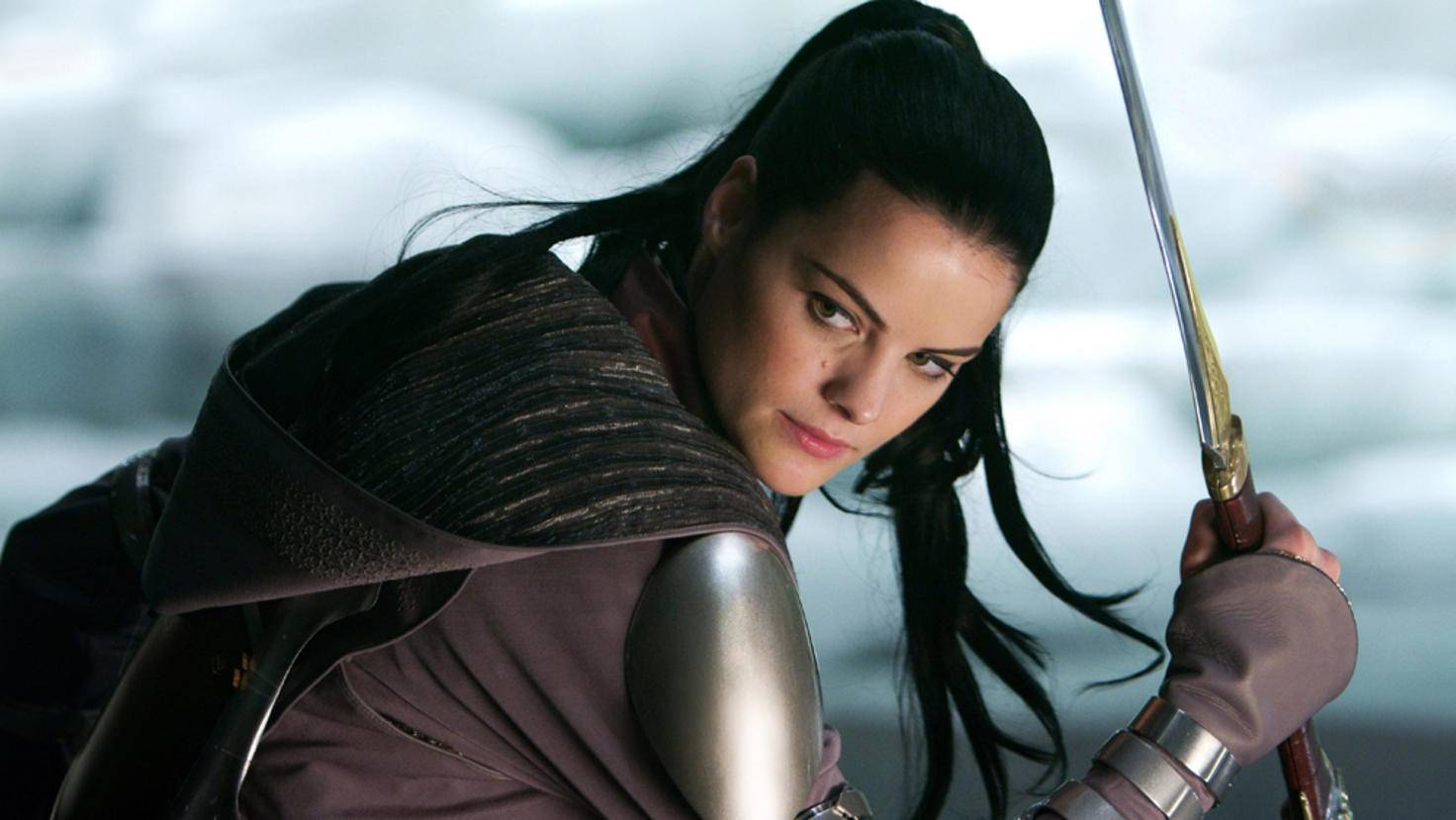Jaimie Alexander als Lady Sif in Thor