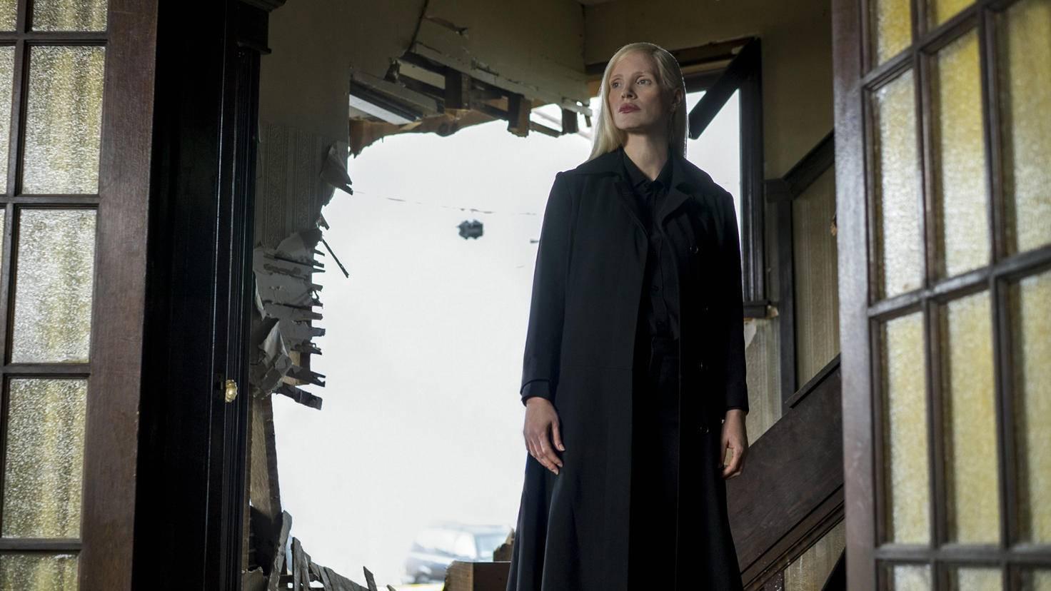 Jessica Chastain in X-Men: Dark Phoenix