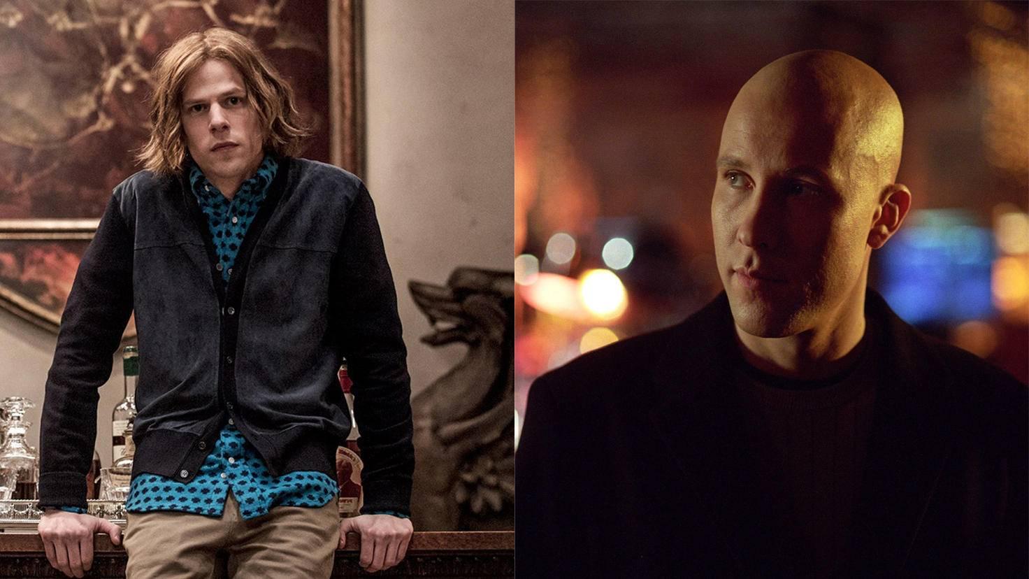 Lex Luthor vs Lex Luthor
