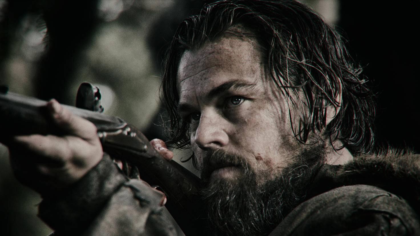 Leonardo dicaprio Revenant