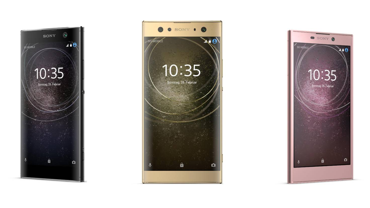 Sony Xperia XA2 Ultra L2