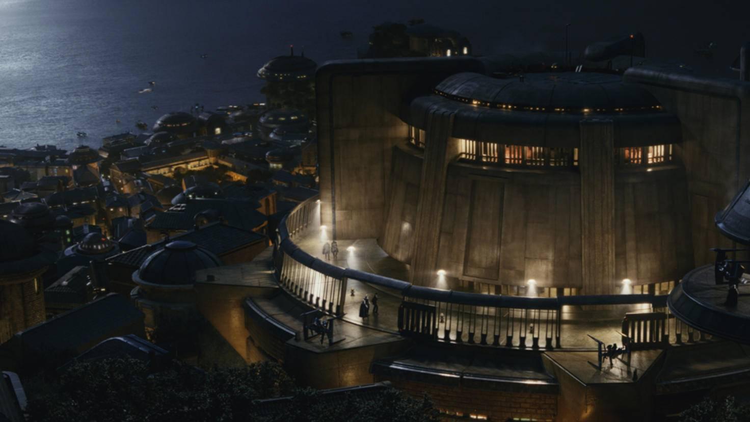 Willkommen auf Canto Bight, der illustren Casino-Stadt auf dem Planeten Cantonica.