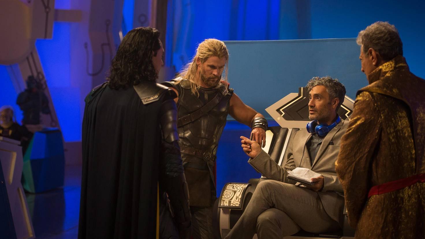 Thor 3 Regisseur Taika Waititi