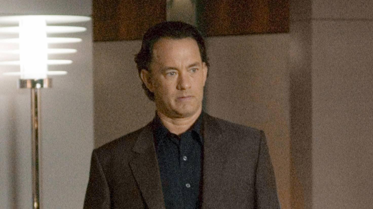 Tom Hanks DA VINCI CODE