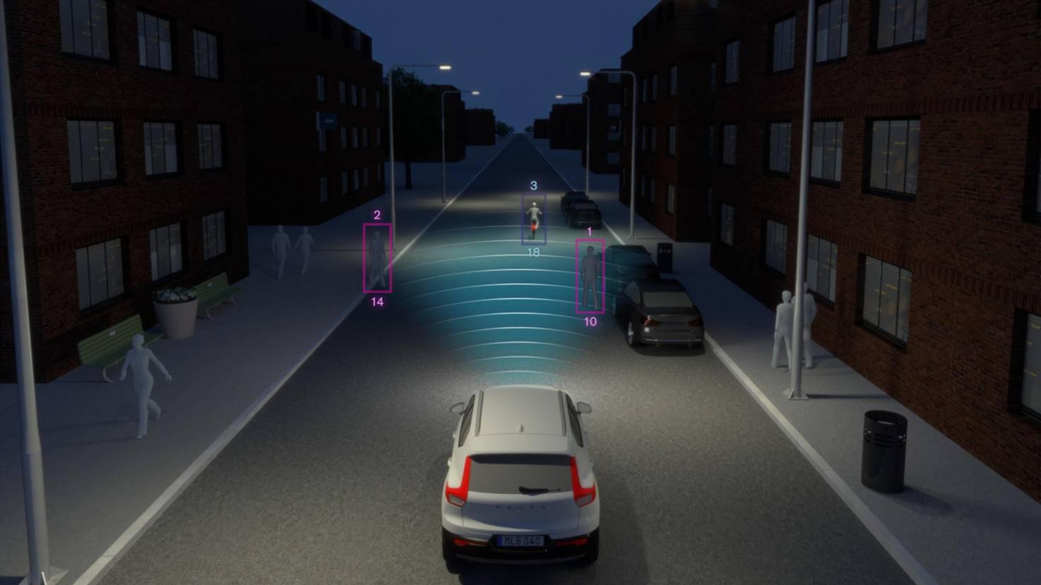Volvo Sicherheitssysteme 2