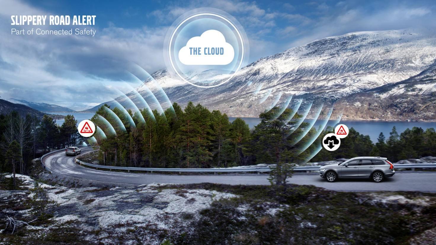 Volvo Sicherheitssysteme