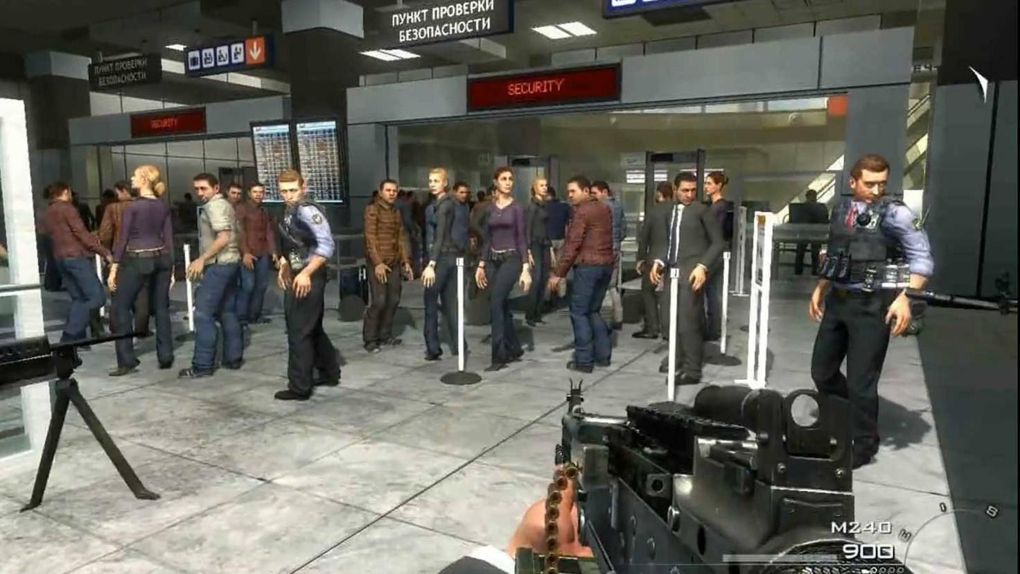 """Story-Momente wie die berüchtigte Flughafen-Mission aus """"Call of Duty: Modern Warfare 2"""" genießen unter """"CoD""""-Spielern Kultstatus."""