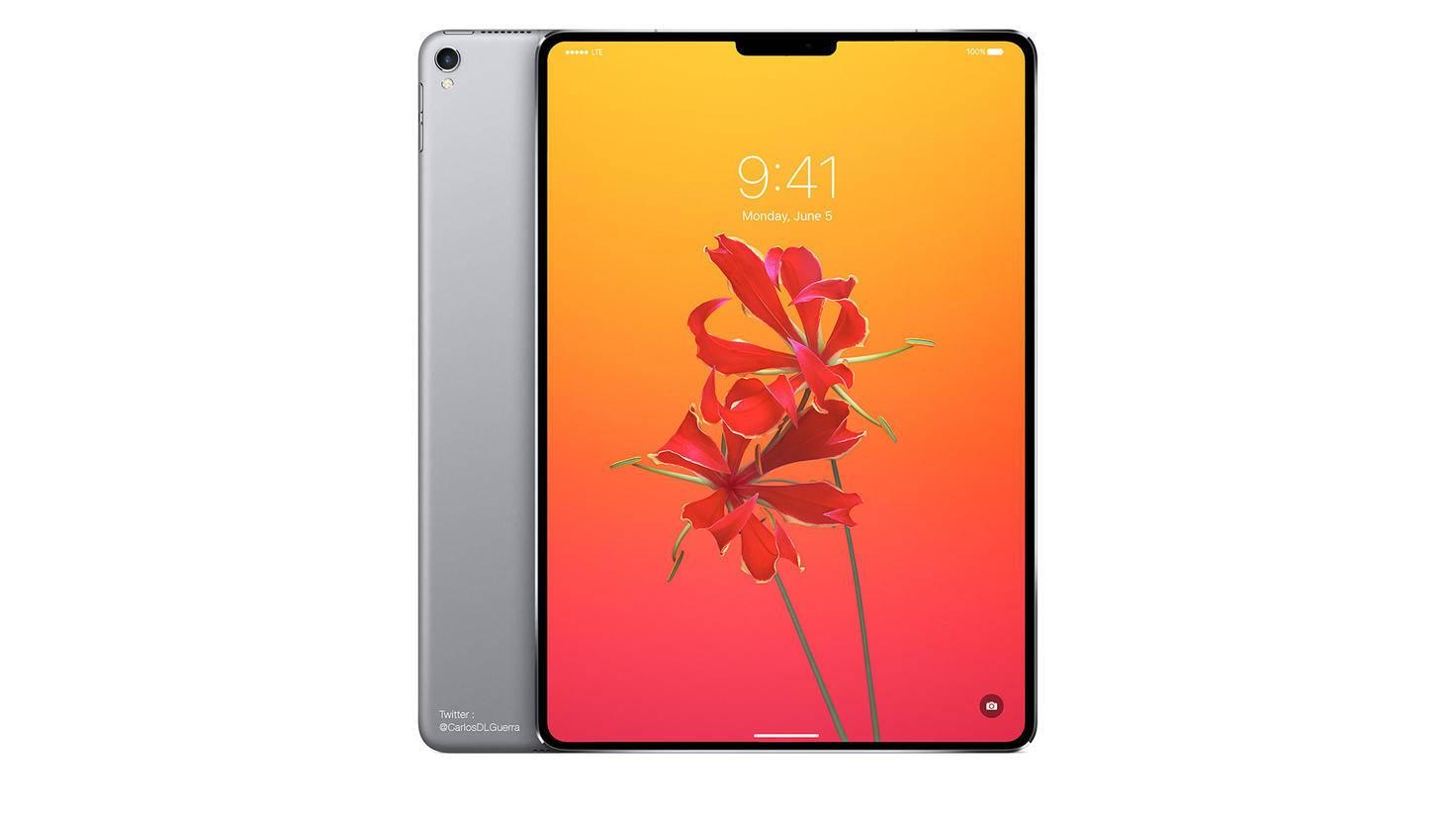 iPad Pro Face ID