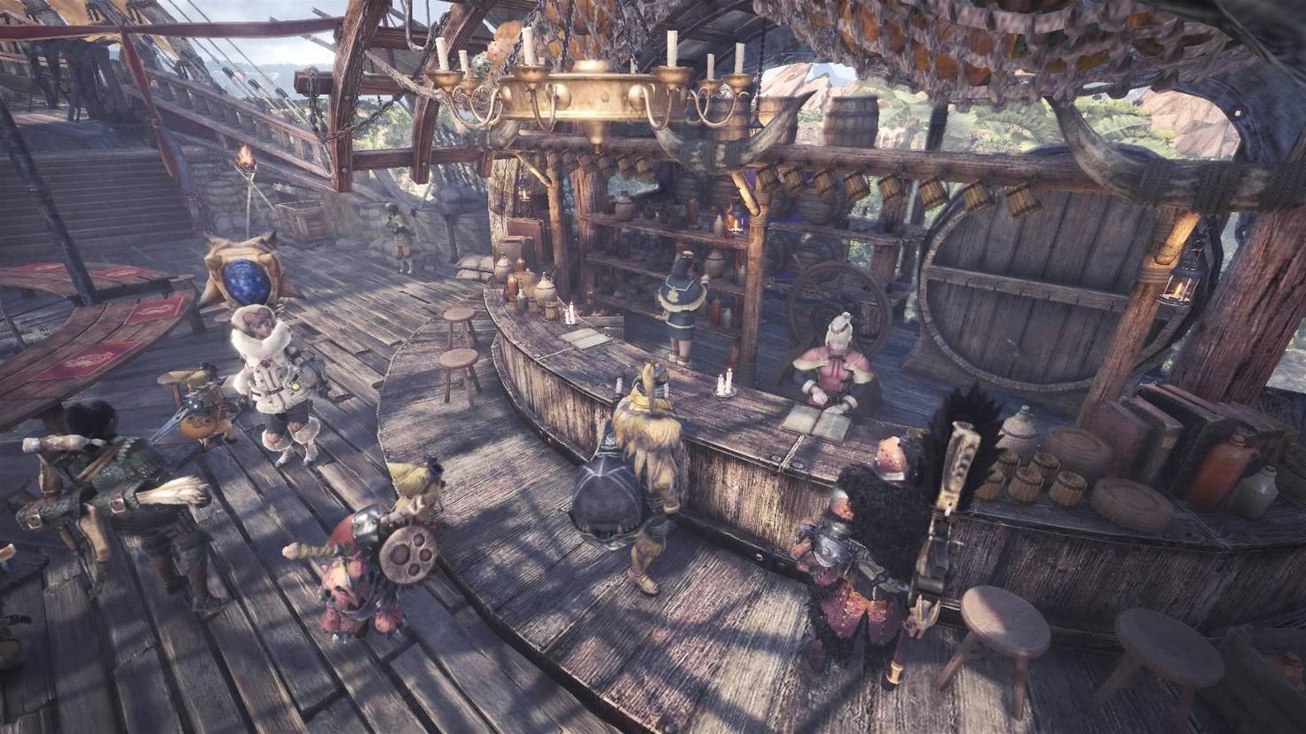 Mit anderen Spielern kannst Du Dich in der Versammlungsstätte von Astera nur zusammentun, wenn Du ein Abo bei PS Plus oder Xbox Gold hast.