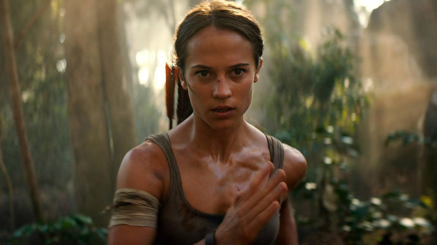 Alicia Vikander verpasst Lara Croft ein komplett neues Image.