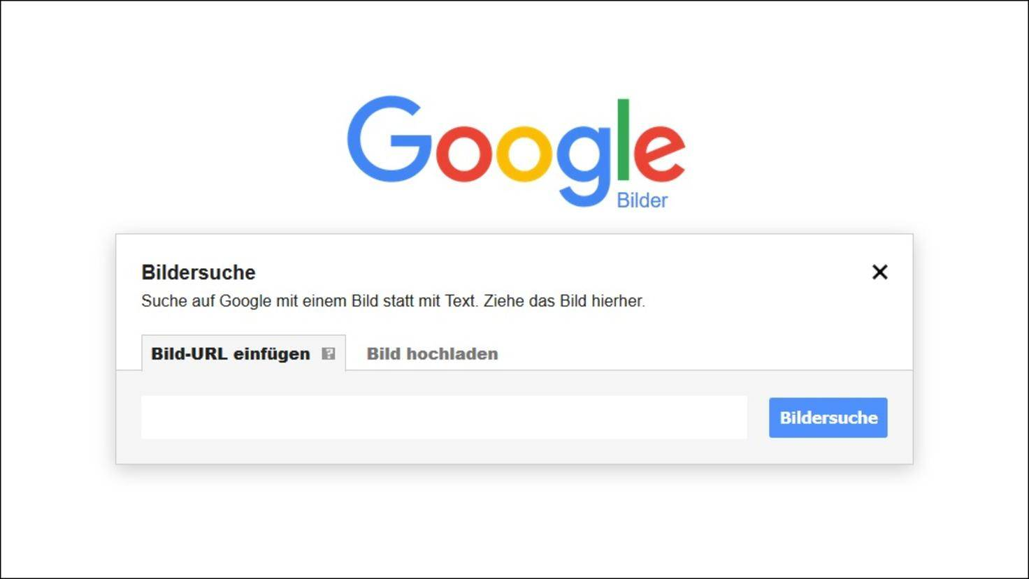 Bildersuche-Google