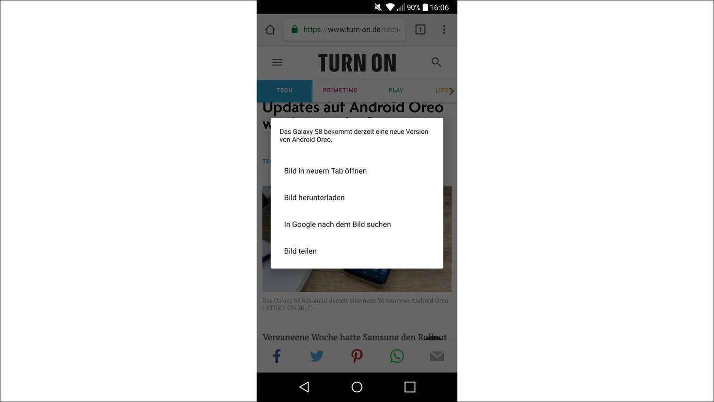 Bildersuche-Smartphone-Google