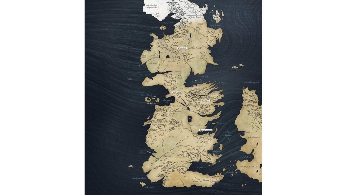 Karte Westeros Essos Deutsch.Game Of Thrones Kontinente Alles über Westeros Essos Und Die 7