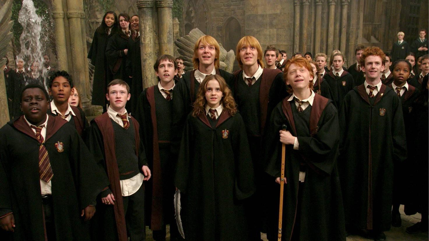 Harry Potter Askaban Gryffindor