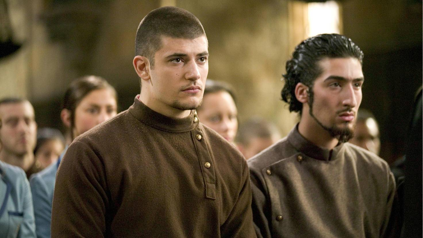 Harry Potter Feuerkelch Viktor Krum