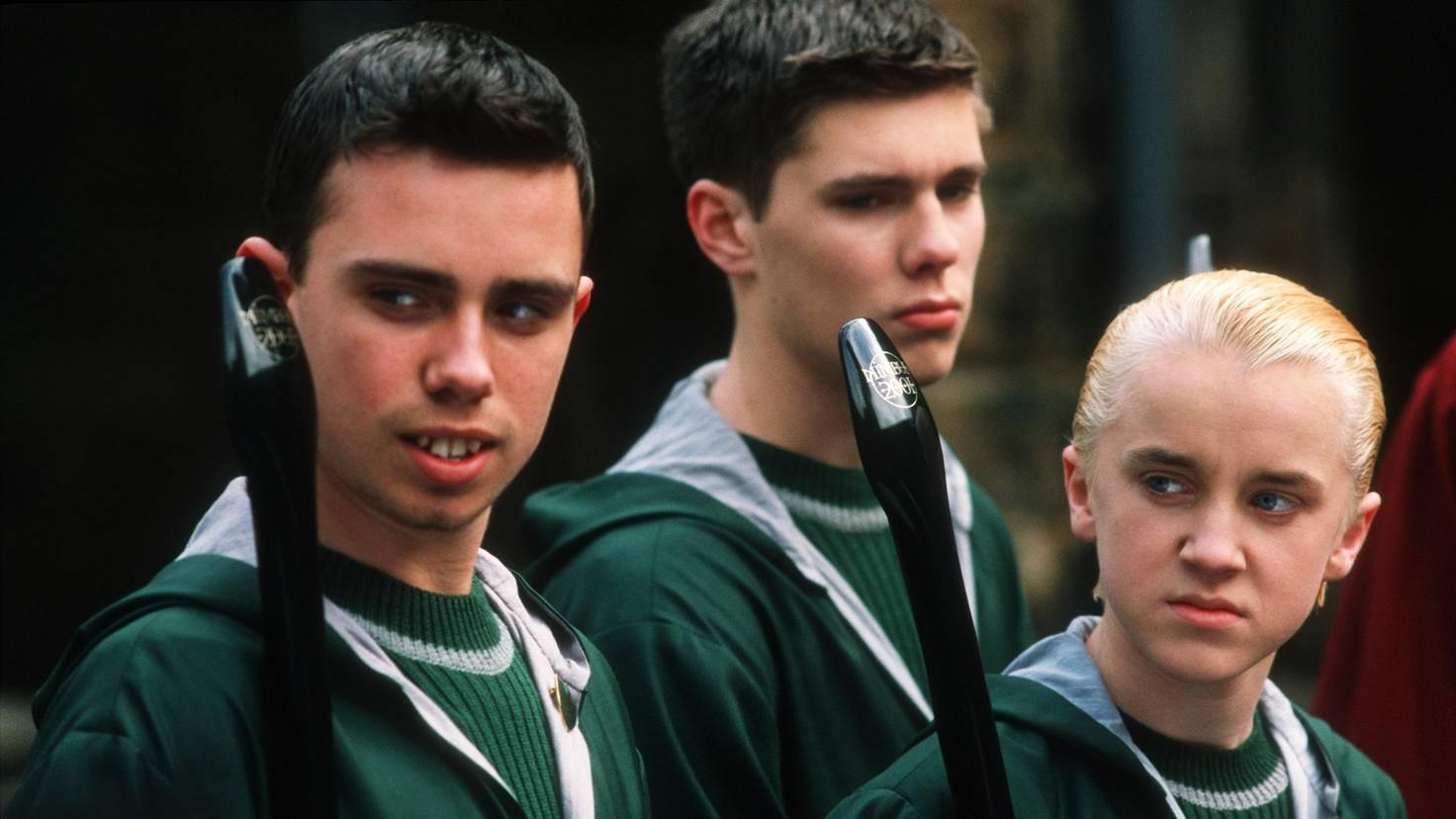 Harry Potter Tom Felton Draco Malfoy