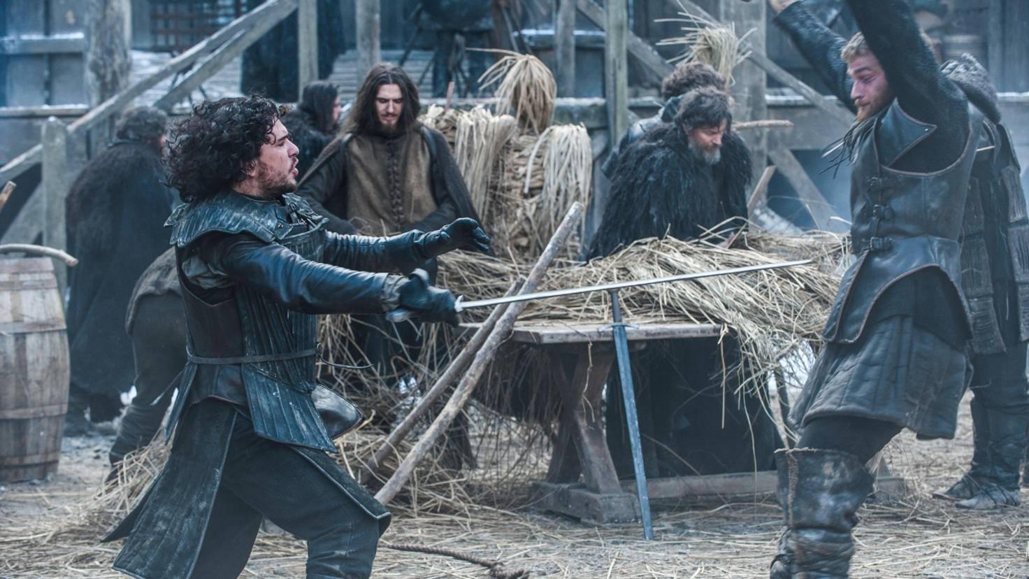 Nachtwache Jon Snow Game of Thrones