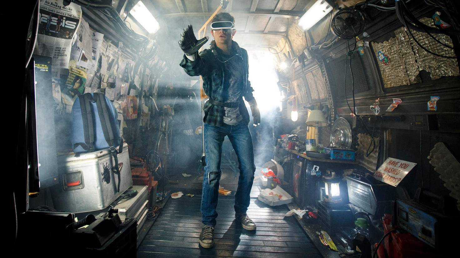"""Ready Player One"" – Szenenbild"