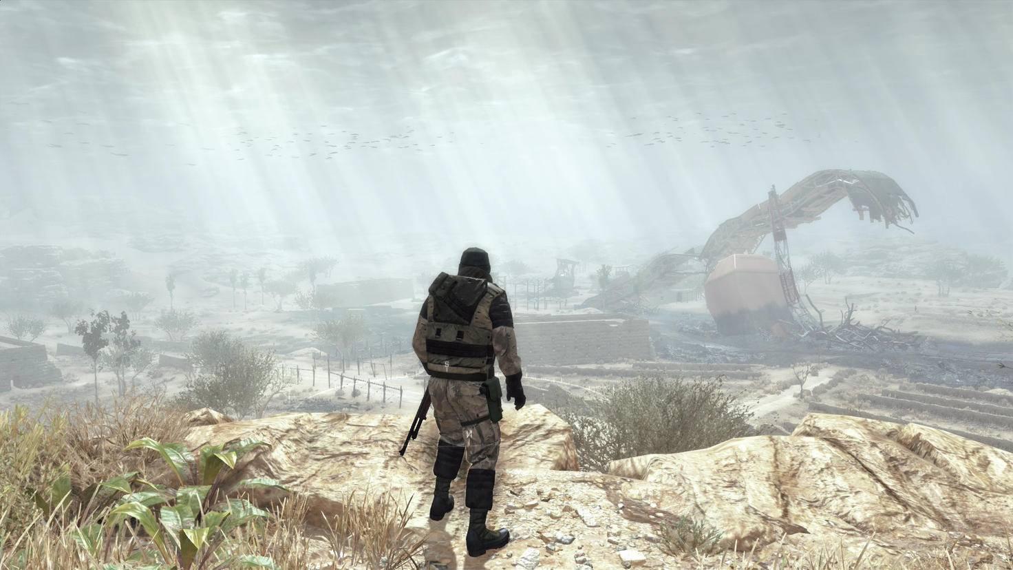 """Schweres Erbe: Ob """"Metal Gear Survive"""" sich behaupten kann, bleibt abzuwarten."""