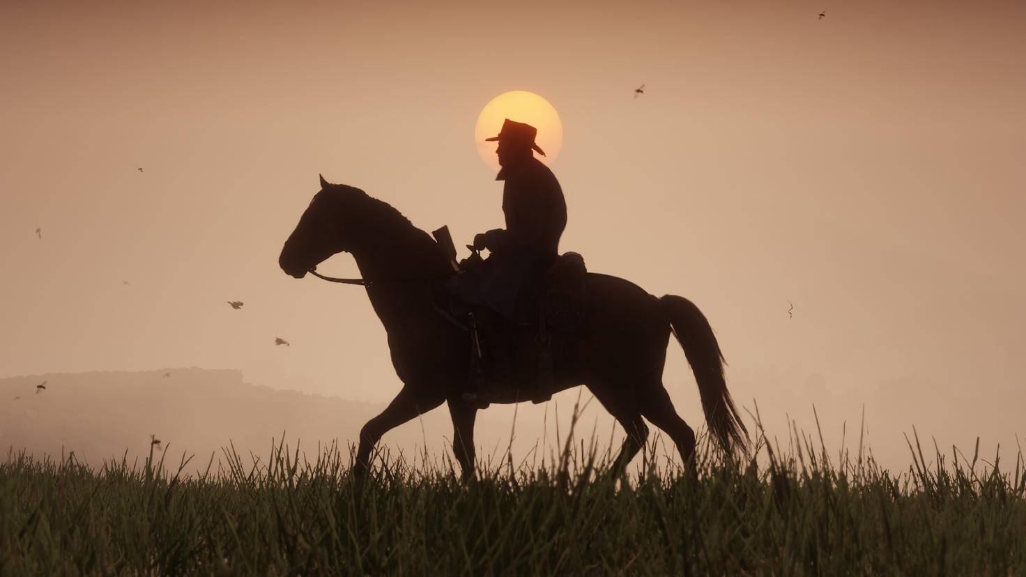 "Cowboys gegen Zombies? Cowboys gegen Aliens? In welche Richtung reitet ""Red Dead Redemption 2""?"