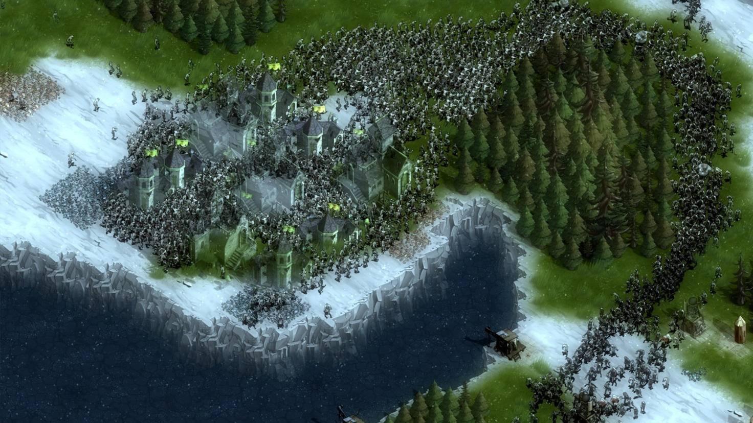 Um die Doom Towns auszuschalten, musst Du starke Einheiten aufbieten – oder die richtige Strategie.