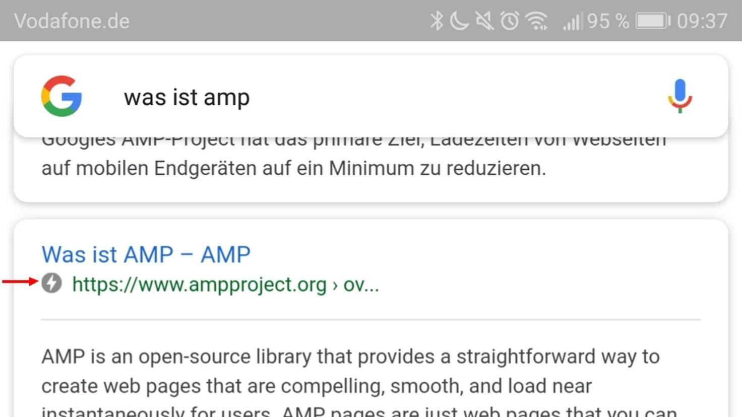AMP-Artikel