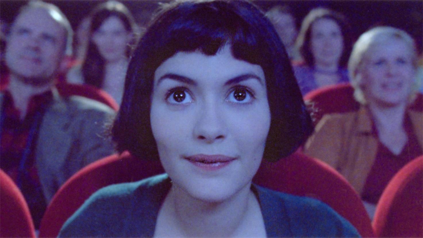 Amelie Audrey Tautou Kino