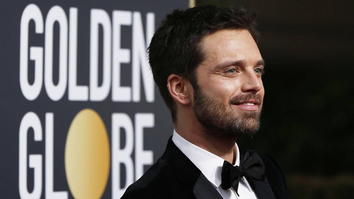Avengers-Star Sebastian Stan bei den Golden Globes 2018