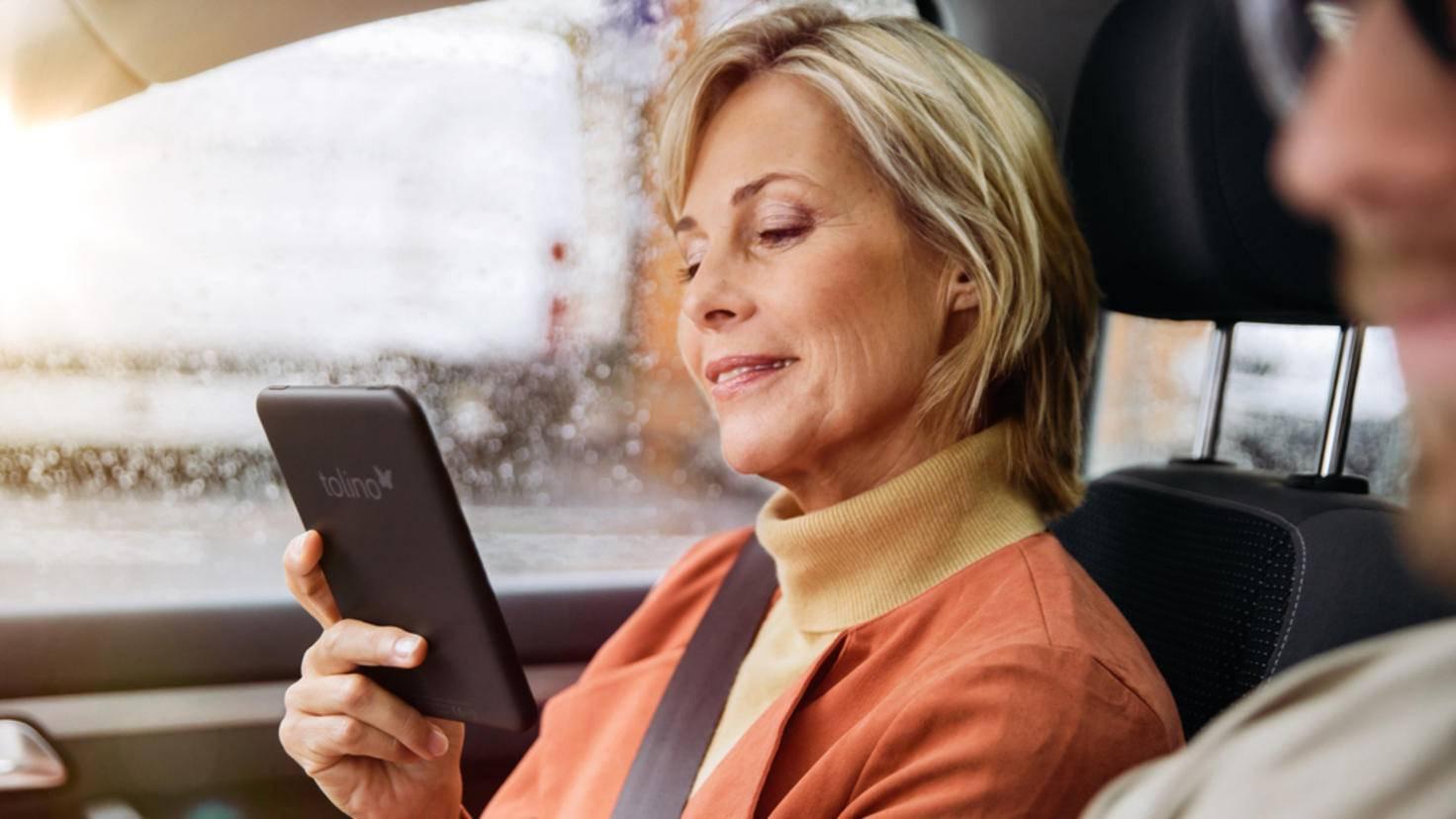 E-Reader Toline shine 2 HD