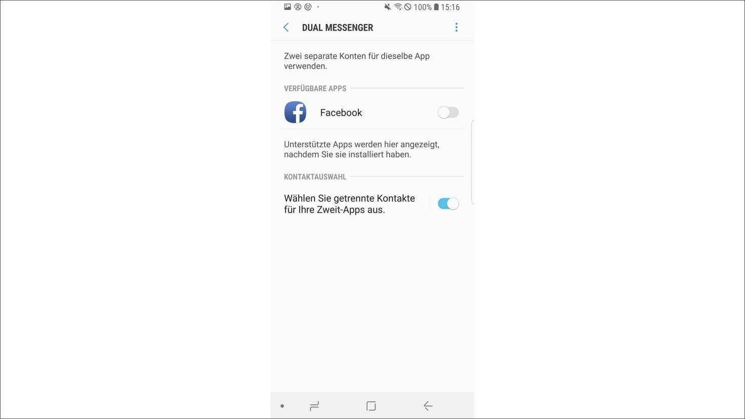 Galaxy-S9-Dual-Messenger