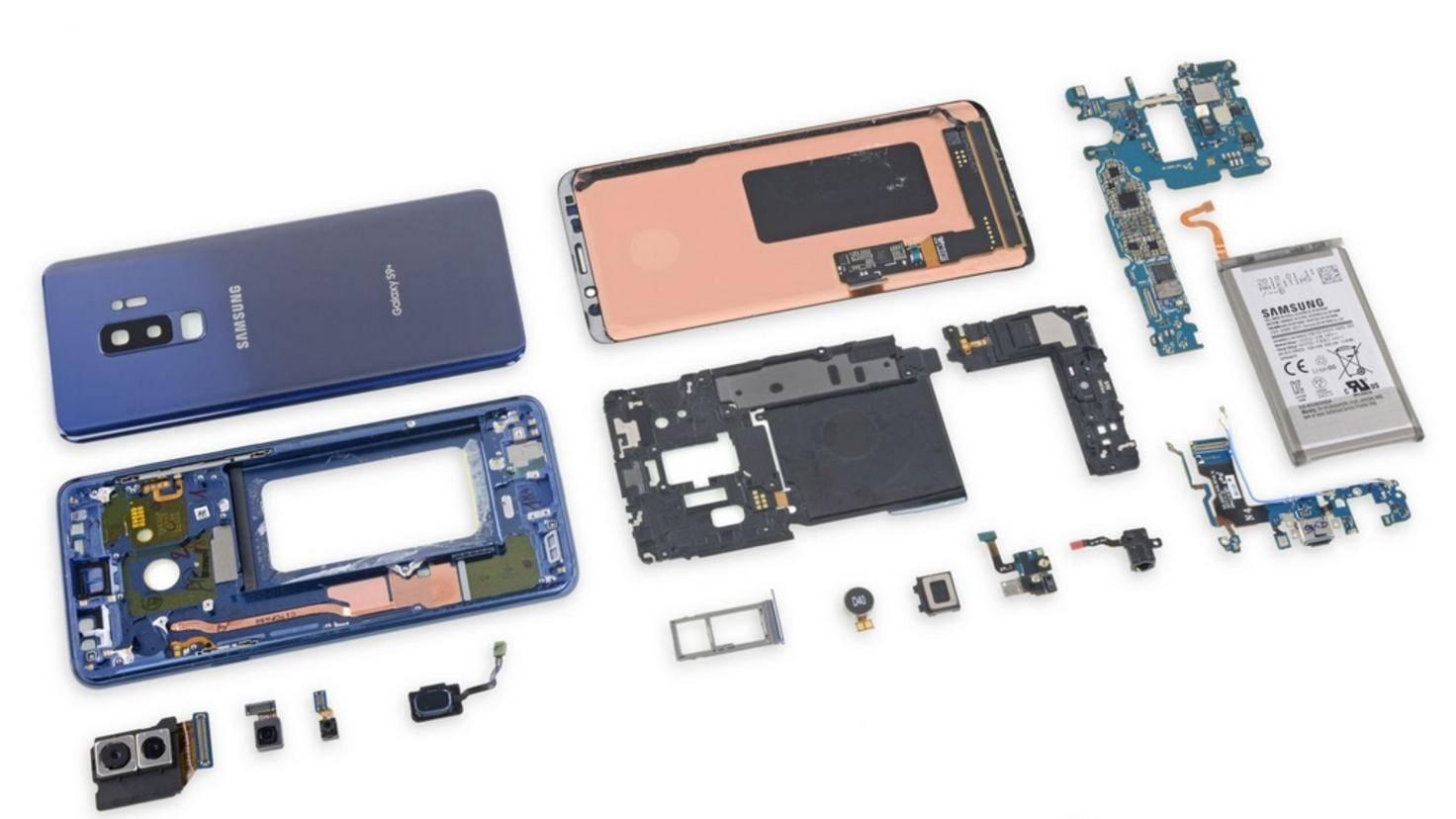 Galaxy-S9-Plus-Teardown