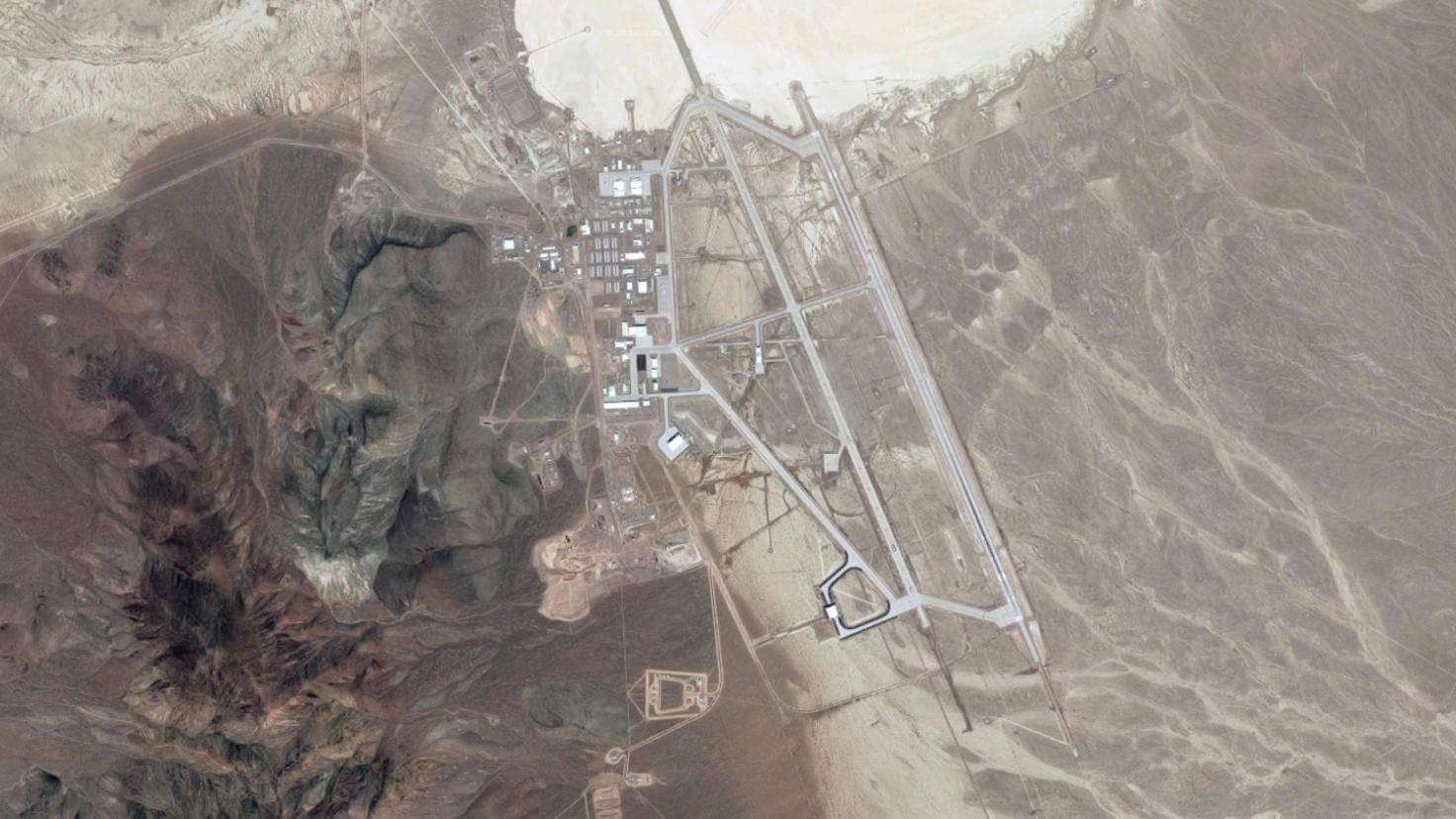 Google-Earth-Area-51