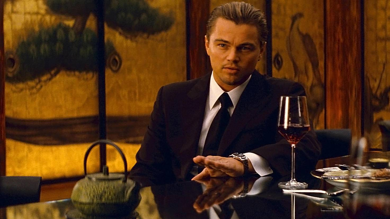 Inception-Leonardo DiCaprio-Warner Bros