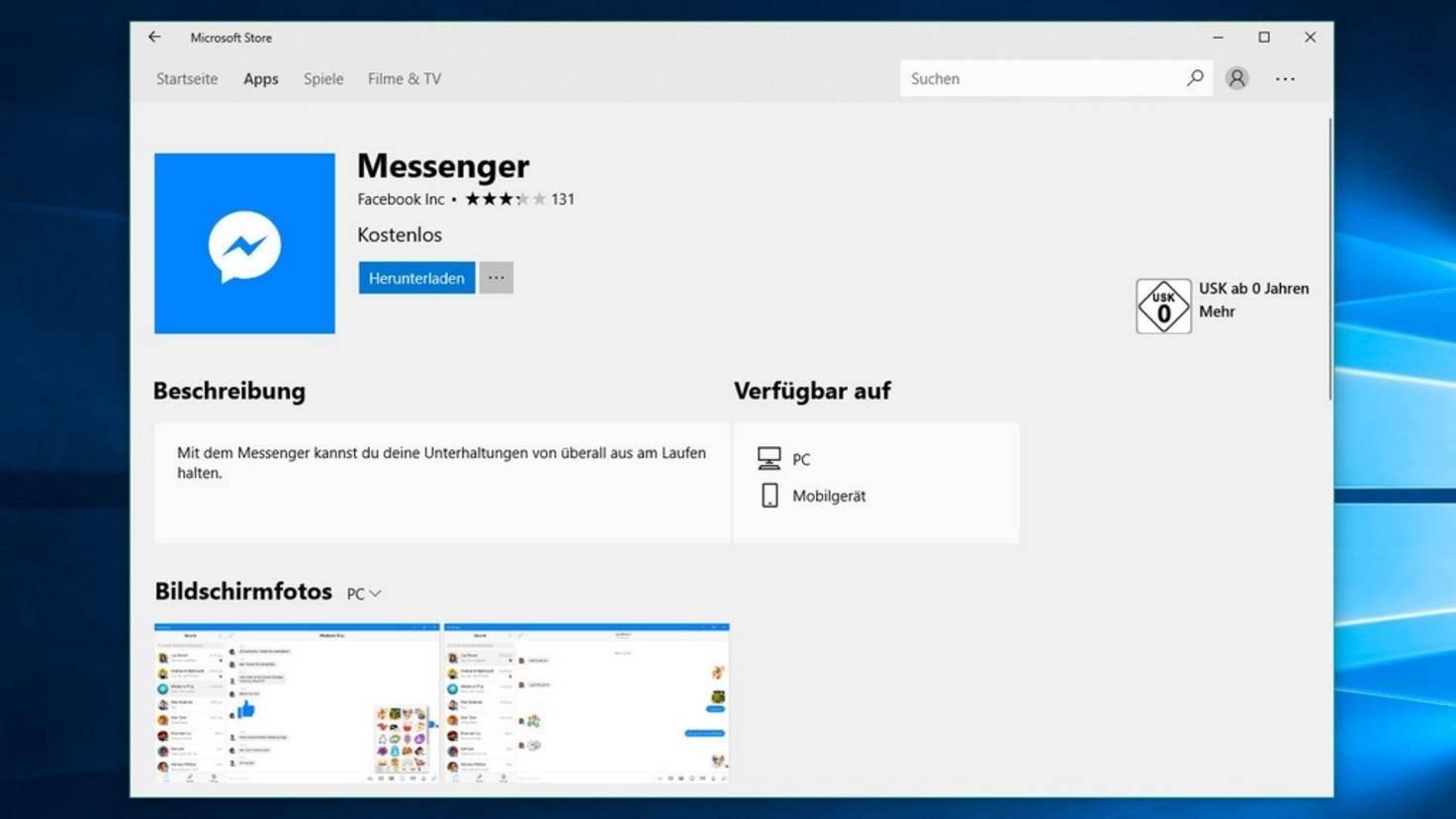 Messenger-App
