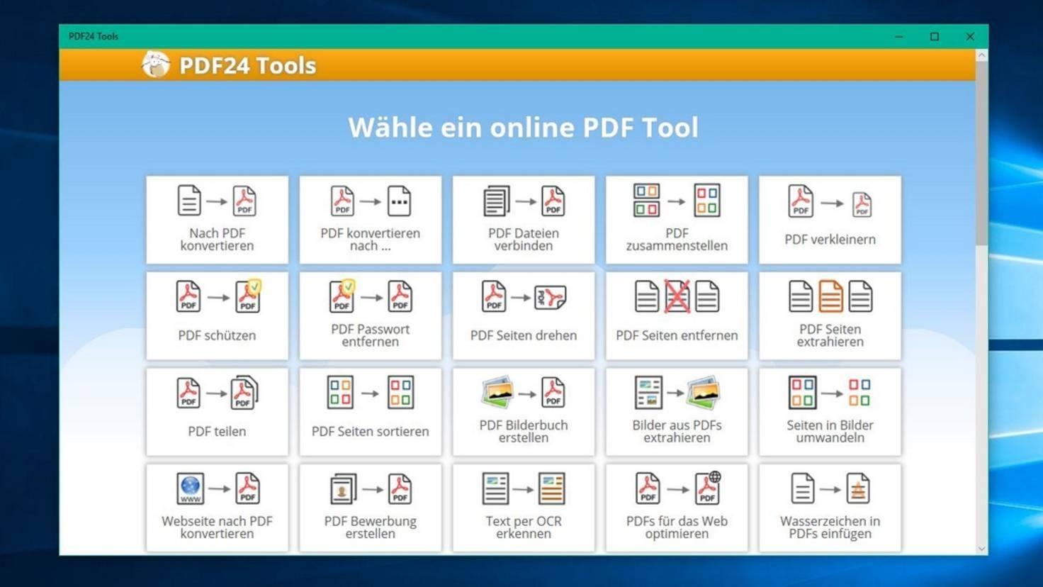 PDF24-App