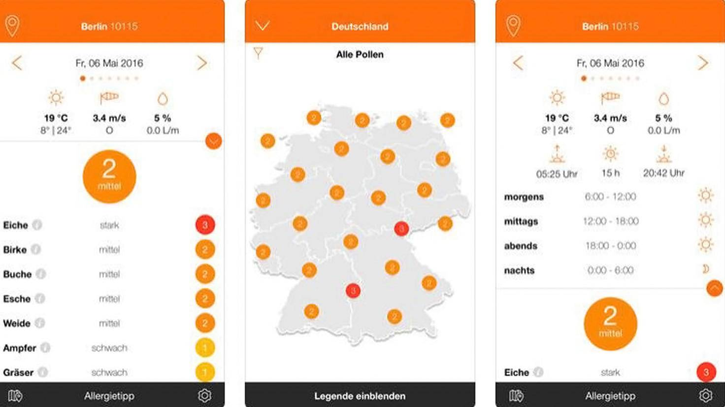 Ratiopharm Pollen-Radar-App-iTunes-Ratiopharm GmbH