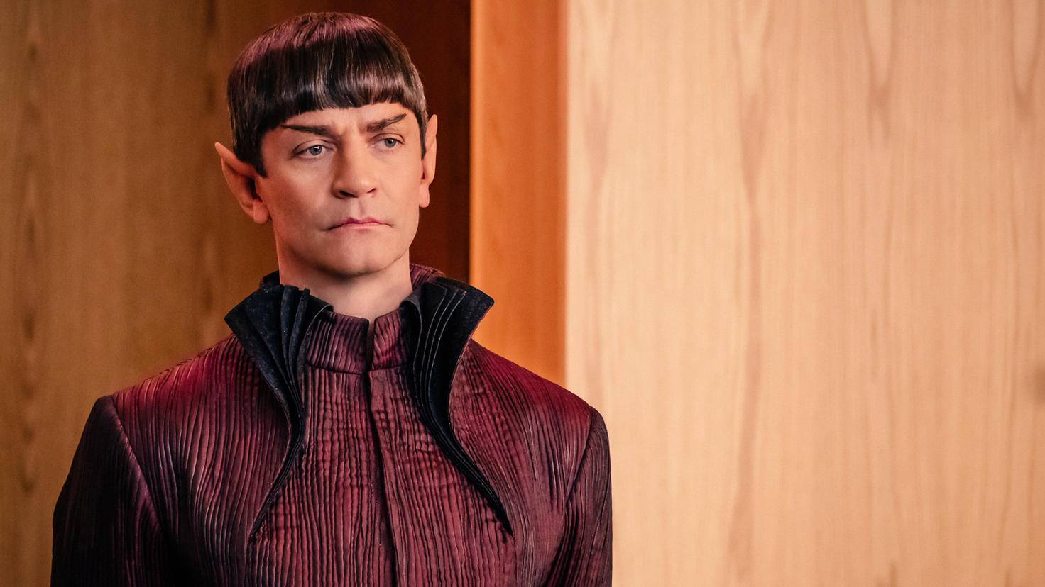 Star Trek Discovery-Staffel 1-Sarek-Jan Thijs-Netflix