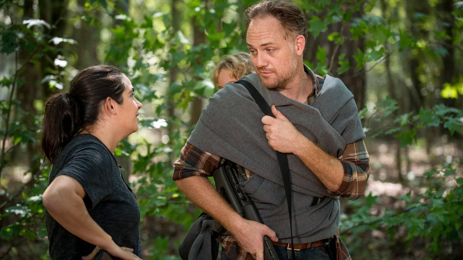 Nicht nur Tara traut Dwight nicht.