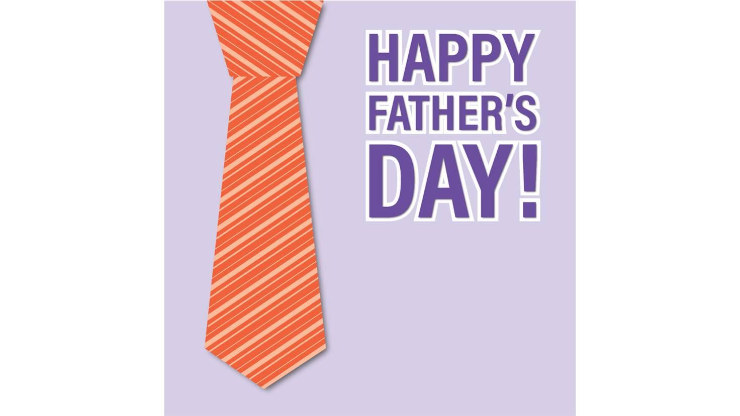 Zum Vater- bzw. Männertag gibt es unendlich viele passende Bilder.