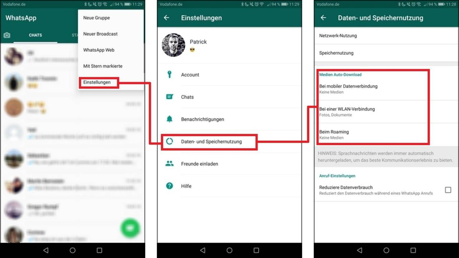 Bilder Aus Whatsapp Speichern
