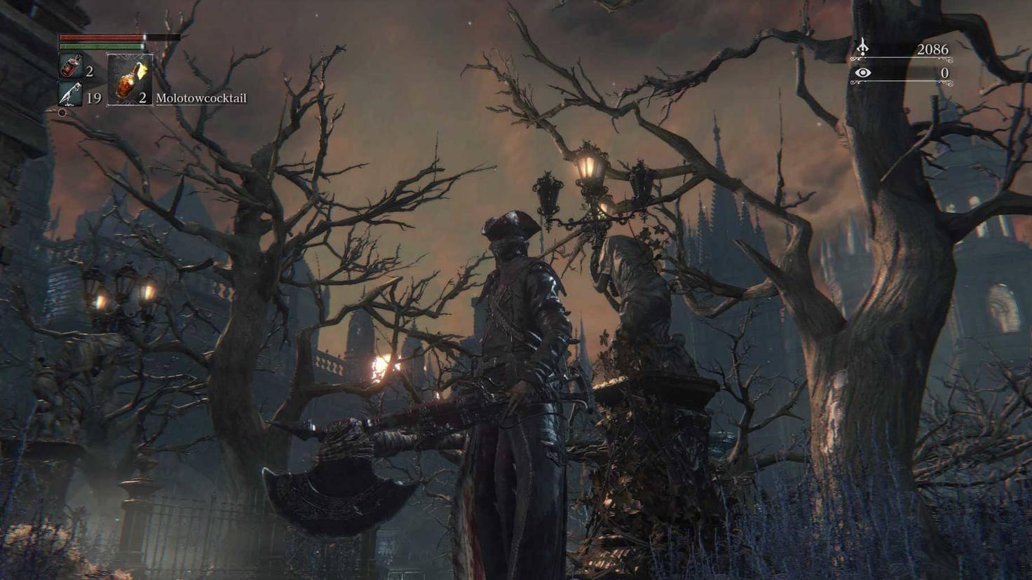 """""""Bloodborne"""" ist erbarmungslos – und macht deshalb so viel Spaß."""