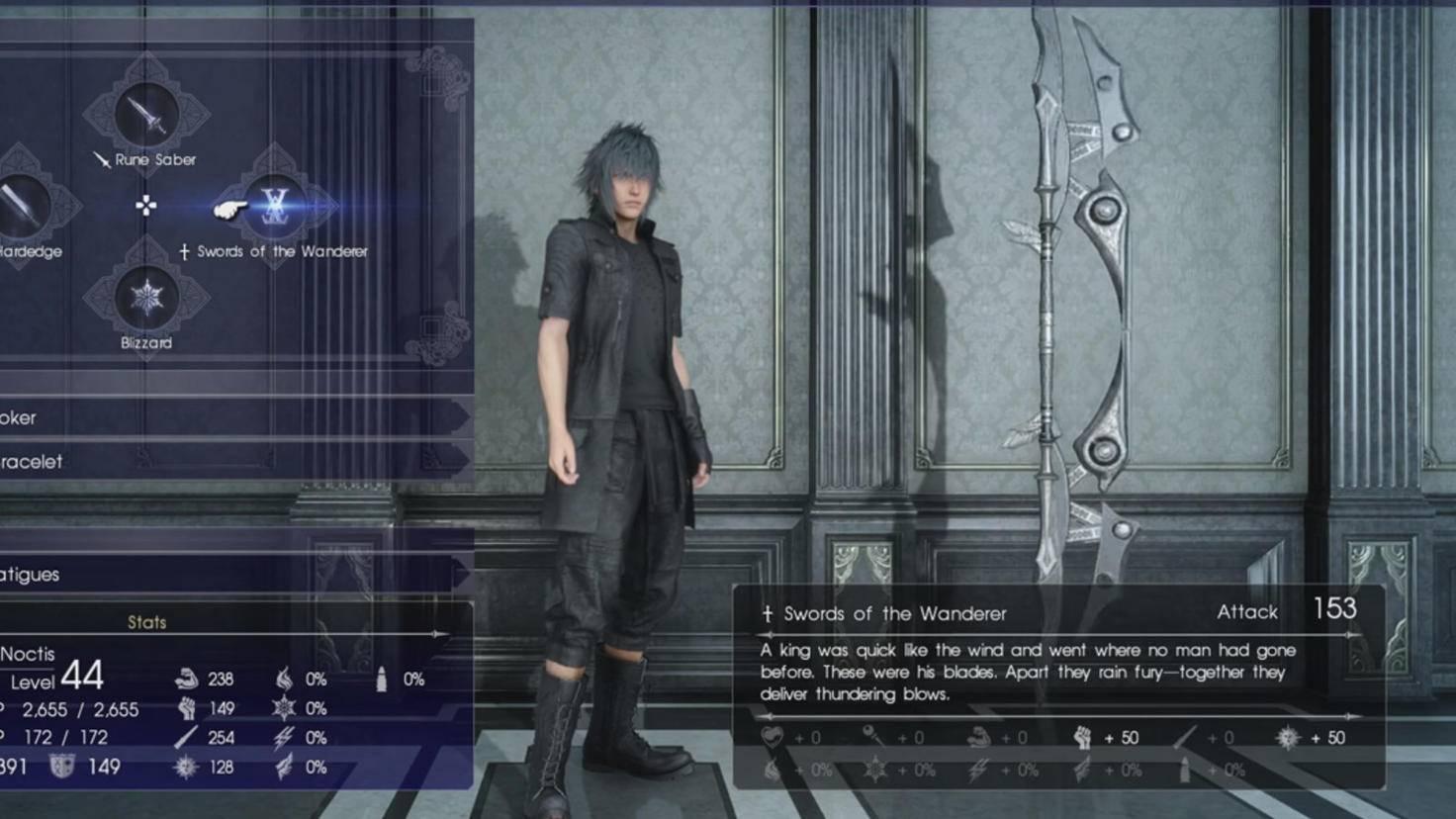 Final Fantasy 15 Königswaffen Karte.Final Fantasy 15 So Findest Du Alle 13 Mächtigen Königswaffen