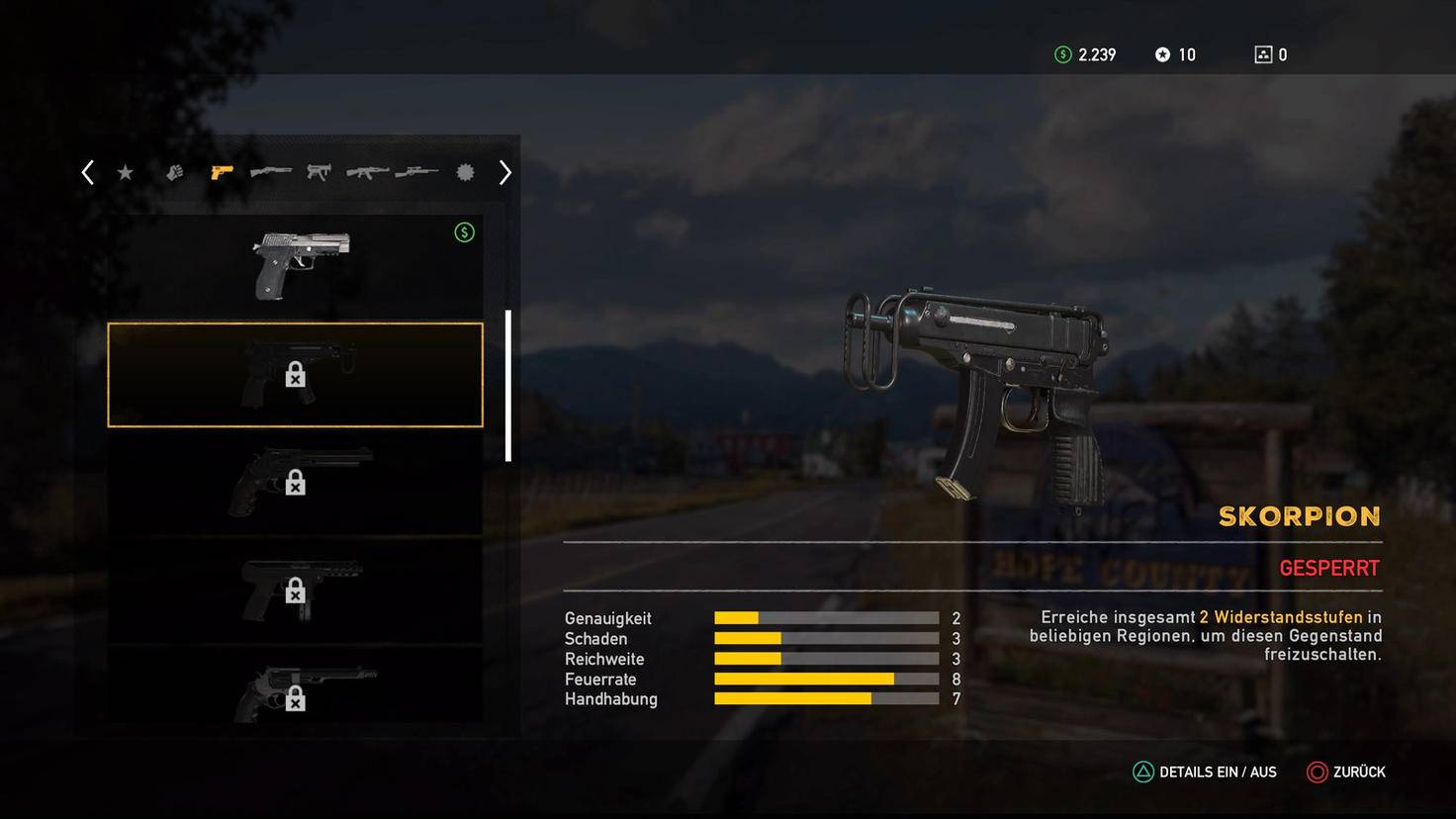 Far-Cry-5-Waffen-Skorpion