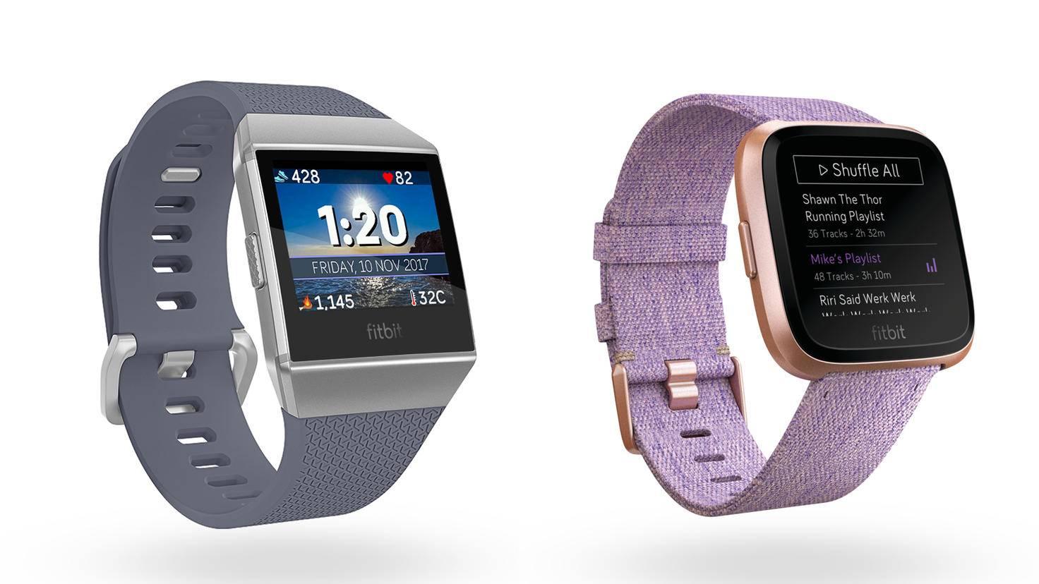 Fitbit Ionic-Fitbit Versa-Apps-Fitbit