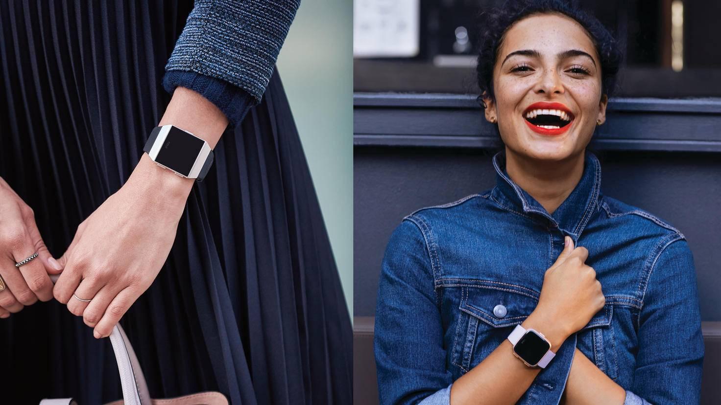 Fitbit Ionic-Fitbit Versa-Design-Fitbit