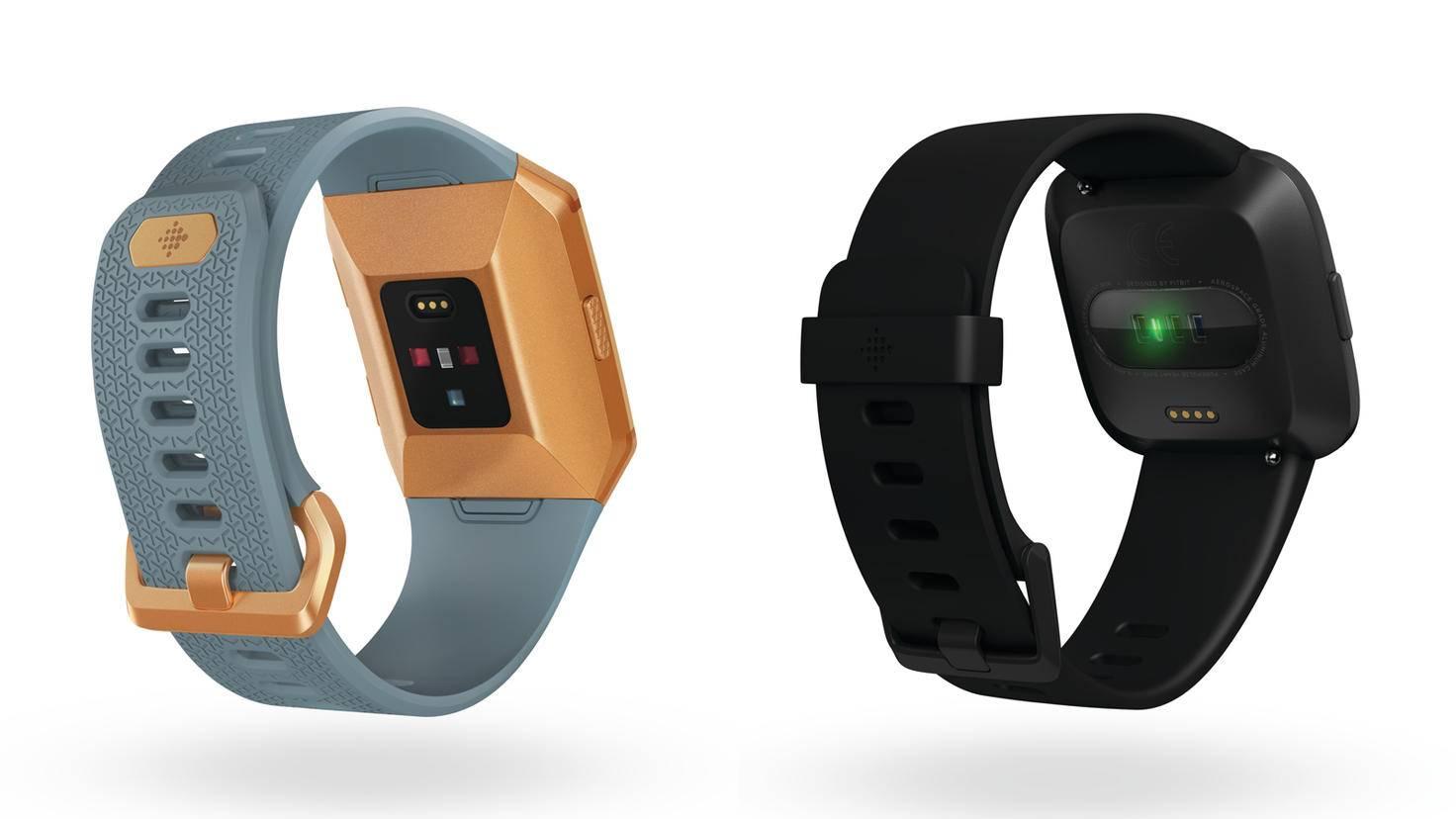 Fitbit Ionic-Fitbit Versa-Herzfrequenzmesser-Fitbit