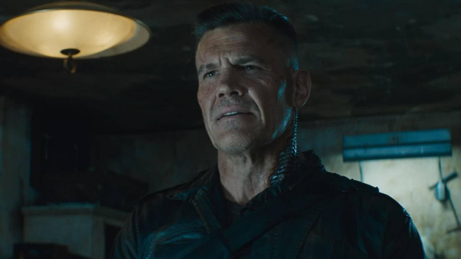 Josh Brolin Cable Deadpool 2 YouTube 20th Century Fox