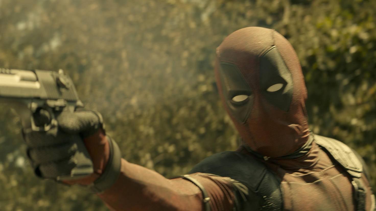 """""""Deadpool 2""""-Szenenbild"""